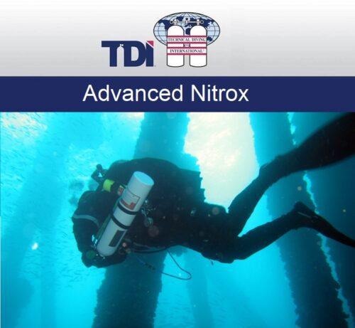 Advanced Nitrox Wellington NZ Tech Diving