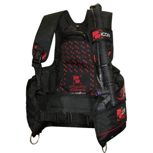 Wellington Scuba Diving-Atlantis ICON BCD