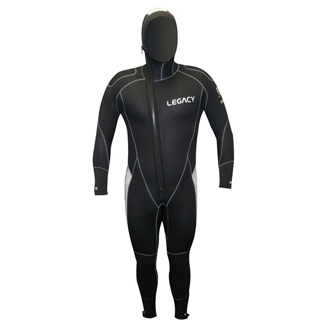 Atlantis Legacy W20 1 Piece Wetsuit- Wellington Scuba Store dive gear diving equipment Wellington PADIi dive courses Wellington TDI courses KISS Rebreathers