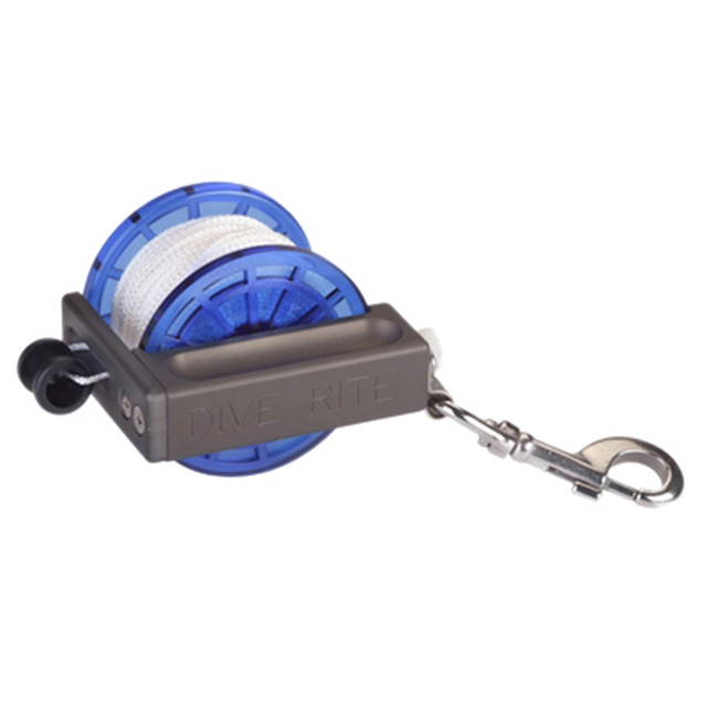 Dive Rite Side Winder Safety Reel - Wellington Store scuba dive gear diving equipment PADI TDI courses Rebreathers