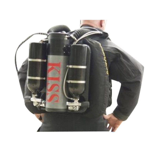 Wellington Scuba Diving-KISS Air Diluent CCR Diver