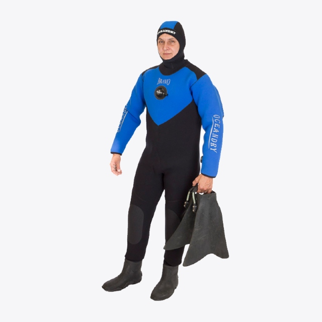 Oceandry Drysuits; Bravo Drysuit, NZ Sea Adventures, SCUBA Diving, Wellington