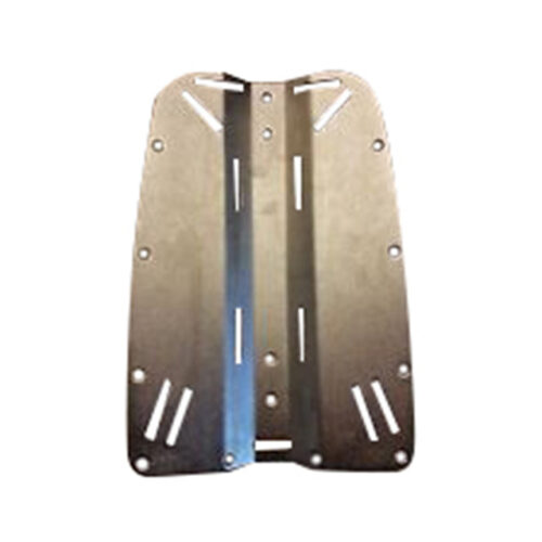 Wellington Scuba Diving-Stainless Steel Back plate