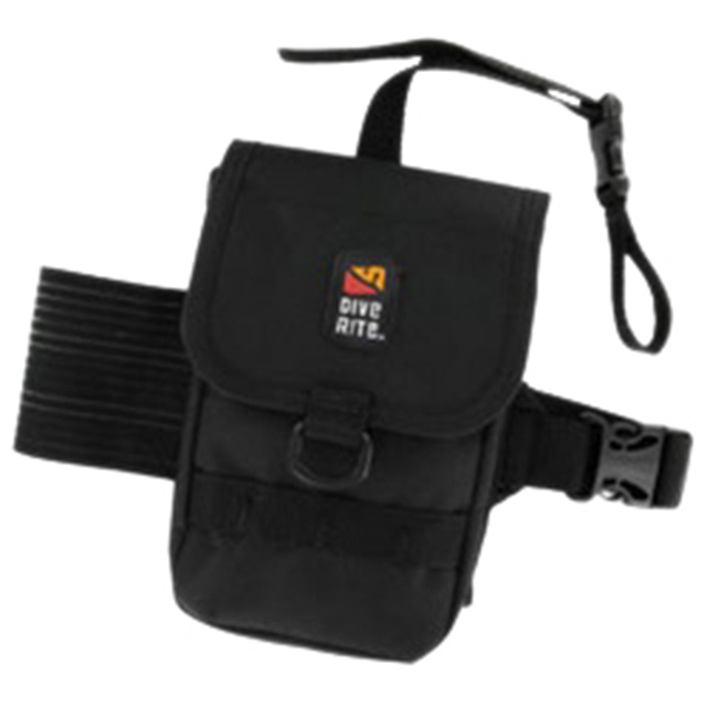 Dive Rite Thigh Pocket - Wellington Store scuba dive gear diving equipment PADI TDI courses Rebreathers