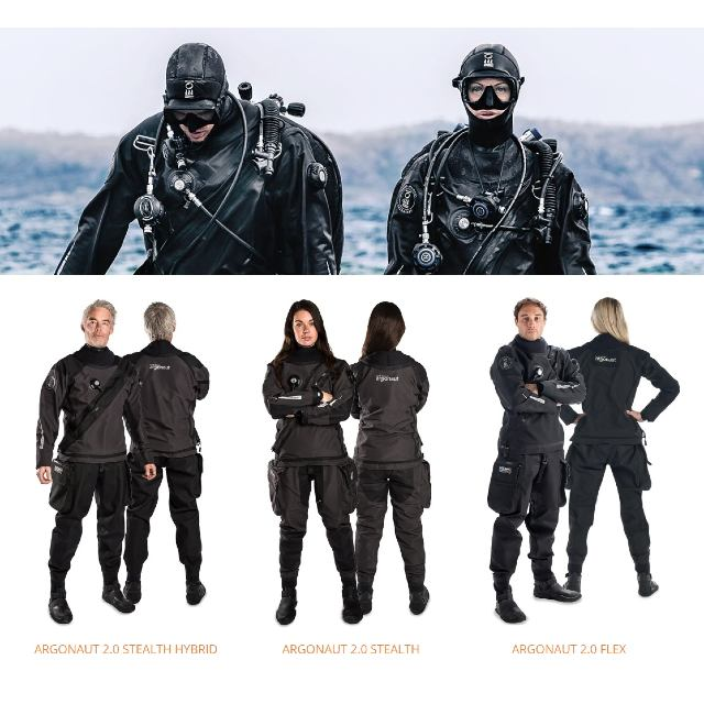 Wellington Agronaut Fourth Element Trilaminate Drysuit