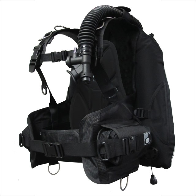 Wellington Dive Gear Atlantis Legacy Rear Inflation BCD