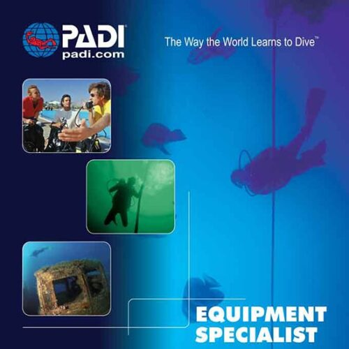 Scuba Diving - Equipment Speciality