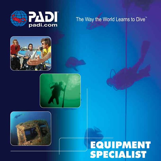 Wellington PADI SCUBA Equipment Specialist course nz
