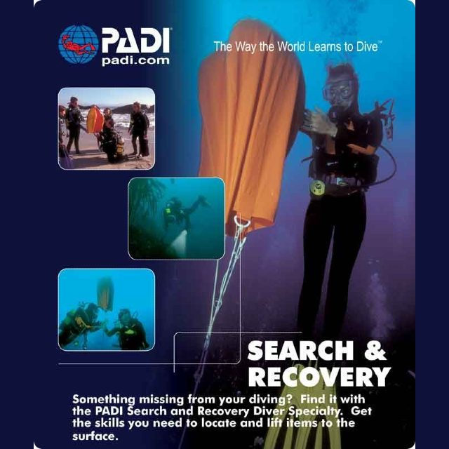 Wellington PADI Search and Recovery SCUBA Diver Course