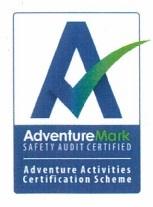 Wellington SCUBA Dive Shop Adventure mark Certified