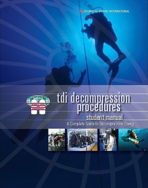 Wellington Technical Diving courses TDI Decompression Procedures