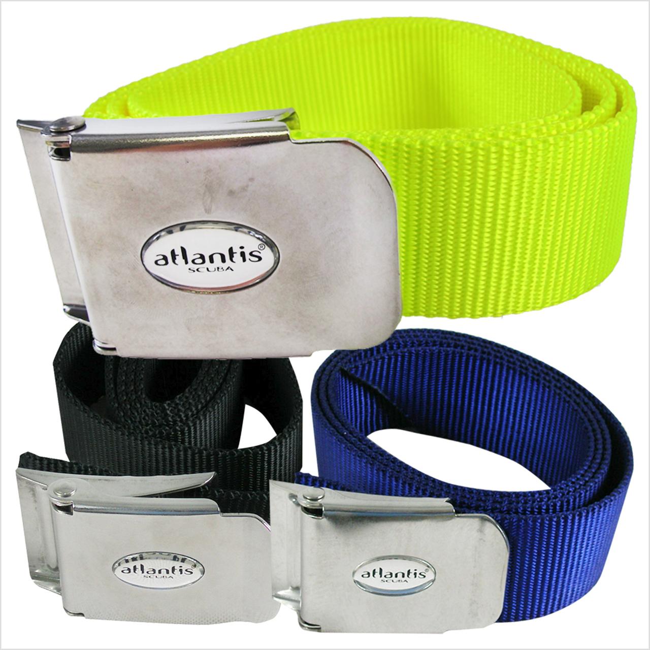 Wellington Weight Belt Heavy Duty Atlantis Quick Release Buckle dive diving nz