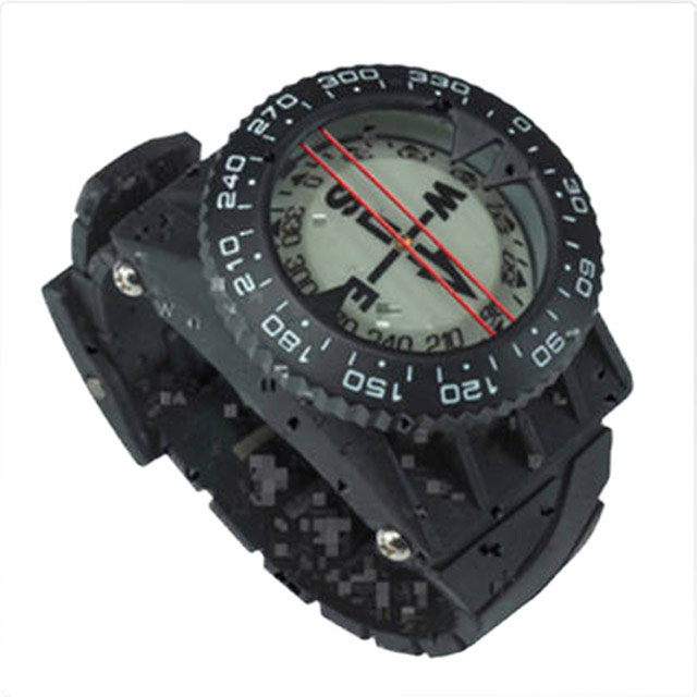 Wrist Compass - Wellington Store scuba dive gear diving equipment PADI TDI courses Rebreathers