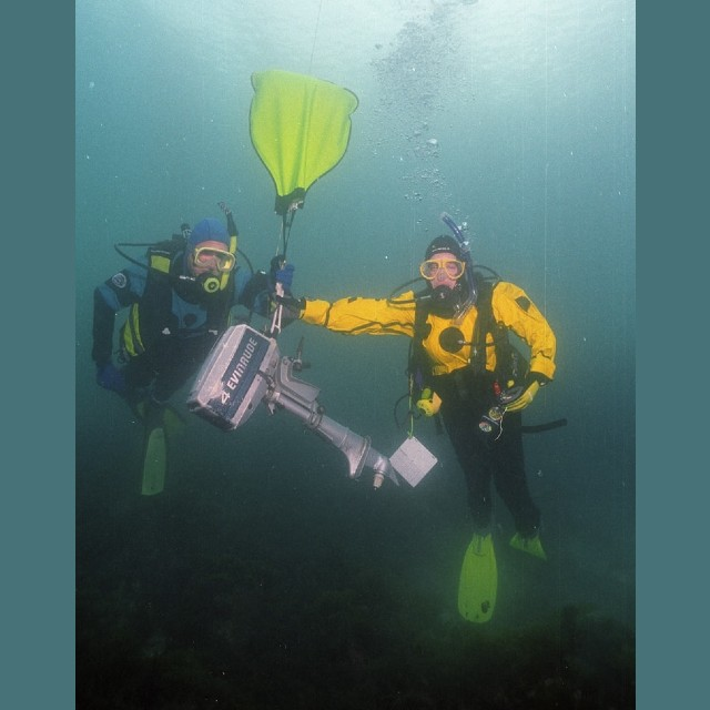 wellington search and recovery scuba courses